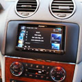 Mercedes Custom Dash