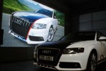 Forza Audi bigger than REAL Audi
