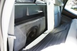 Tacoma Double Cab Custom Subwoofer